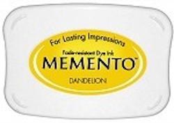 Memento Stämpeldyna - Dandelion