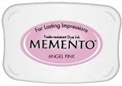 Memento Stämpeldyna - Angel Pink