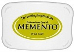 Memento Stämpeldyna - Pear Tart