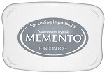 Memento Stämpeldyna - London Frog