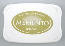 Memento Stämpeldyna - Pistaschio