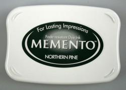 Memento Stämpeldyna - Northern Pine