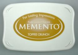 Memento Stämpeldyna - Toffee Crunch