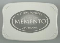 Memento Stämpeldyna -Gray Flannel