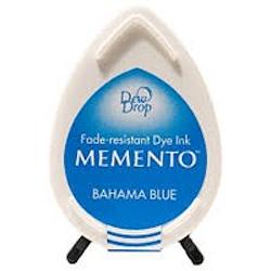 Memento Dew Drop - Bahama Blue