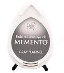 Memento Dew Drop - Gray Flannel