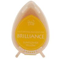 Brilliance Dew Drop Sunflower Yellow