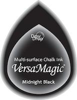 """Versa Magic Dew Drop """"Midnight Black"""