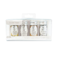"""Nuvo Pure Sheen 4 Pack""""Golden Years Confetti"""""""
