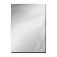 Tonic Studios - Mirror card - Frosted Silver