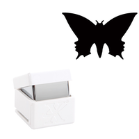 """XCUT Punch Small Pointed Butterfly(9,6 mm - 3/8"""")"""