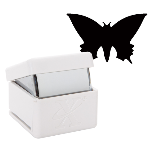 """XCUT Punch Large Pointed Butterfly(2,56 cm - 1"""")"""