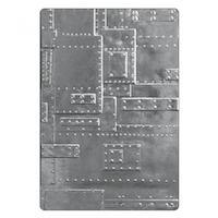 SIZZIX / TIM HOLTZ 3D EMBOSSINGFOLDER A6 - Rivets