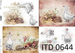 Itd Collection Decoupage paper