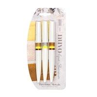 Nuvo - Aqua Shimmer Pens - Precious Metals 3 pens