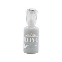 Nuvo - Glitter Drops - Silver Crystals