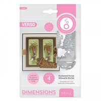 Enchanted Forest Silhouette Die Set