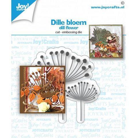 "JOY CUT / EMB ""Dill Flower"" - Dies"