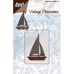 Joy Cut - Sailboat - Dies