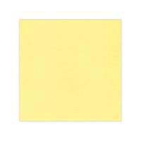 10 pack Cardstock Linen - Yellow