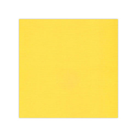 10 pack Cardstock Linen - Ochre