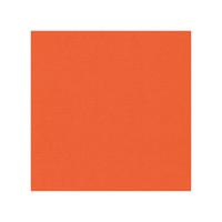 10 pack Cardstock Linen - Orange