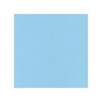 10 pack Cardstock Linen - Soft Blue