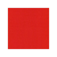 10 pack Cardstock Linen - Christmas Red