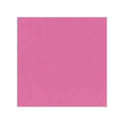 10 pack Cardstock Linen - Hard Pink