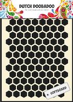 DDBD Softboard A5 - Honeycomb