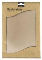 "Studio Light Fake Leather ""Antique Bronze""  2 x A4"