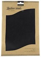 "Studio Light Fake Leather ""Black"" 2 x A4"