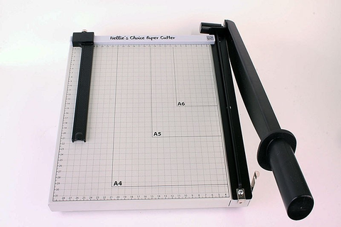 """Nellie Snellen """"XL metal Papercutter (guillotine) with ..."""