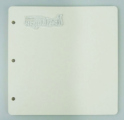 Nellie Snellen 5 Extra Plates for stamp storage