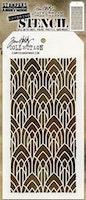 TIM HOLTZ LAYERED STENCIL - Deco Arch