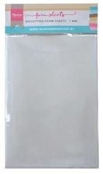Marianne Design Die Cutting Foam Sheets 1mm 5pack