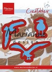 MARIANNE DESIGN CUT / EMB - Tiny's sea gulls