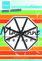 MARIANNE DESIGN - Open Star Fold