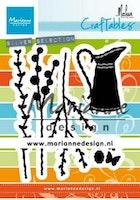 MARIANNE DESIGN - Flower Jug