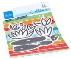 MARIANNE DESIGN - Water Lilies