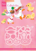 MARIANNE DESIGN - Eline's Duck Family