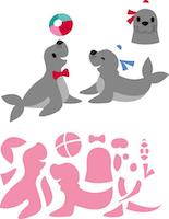 MARIANNE DESIGN - ELINE'S Seals