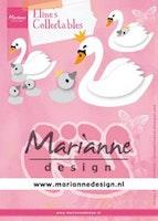 MARIANNE DESIGN - Eline's Swan