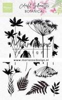 MARIANNE DESIGN CLEARSTAMP - Botanical
