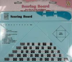 Nellie Snellen Scoring Board