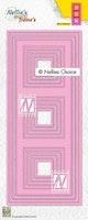 NELLIE SNELLEN MULTIFRAME - Slim Lines - Squares
