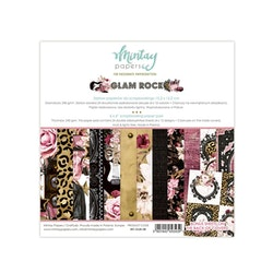 MIntay Papers 6 x 6 - Glam Rock