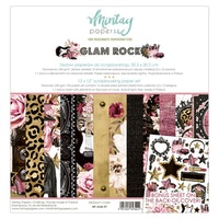 Mintay Papers 12 x12 - Glam Rock