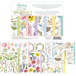 MIntay Papers  6 x 8 Flora Book 4 - Elements for ...
