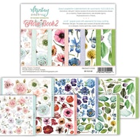 Mintay Papers  6 x 8 Flora Book 2 - Elements for ...